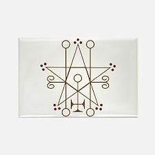 Astaroth Goetic Seal Magnets