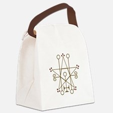 Astaroth Goetic Seal Canvas Lunch Bag