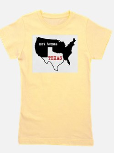 Unique Texas Girl's Tee
