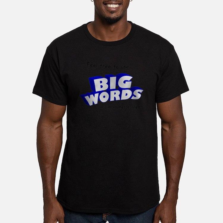 Big Words T-Shirt