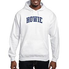 HOWIE design (blue) Hoodie