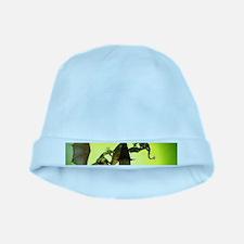 Flying dragon baby hat