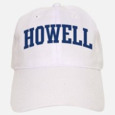 HOWELL design (blue) Baseball Baseball Cap
