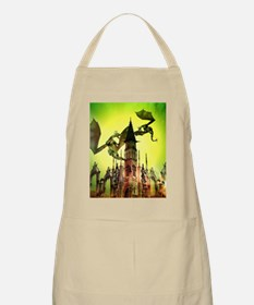Flying dragon Apron