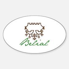 Belial Decal