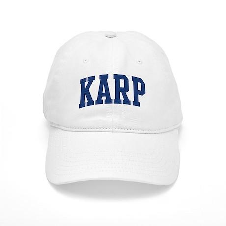 KARP design (blue) Cap