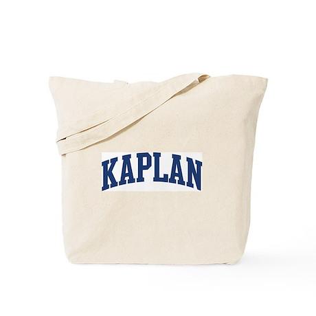 KAPLAN design (blue) Tote Bag