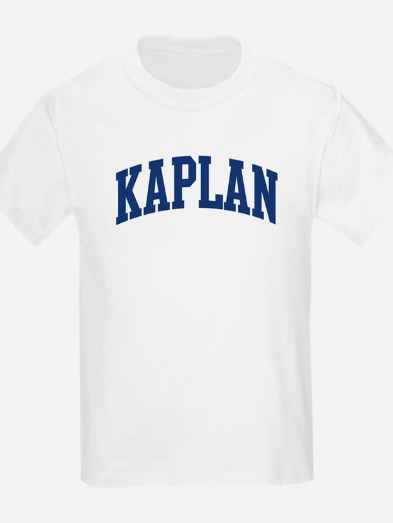 KAPLAN design (blue) T-Shirt