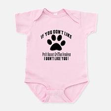 If You Don't Like Petit Basset Infant Bodysuit
