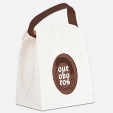 Ourobros Canvas Lunch Bag