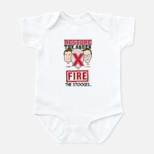 Cute Huskers Infant Bodysuit