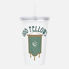 Odd Fellows Acrylic Double-wall Tumbler