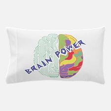 Brain Power Pillow Case