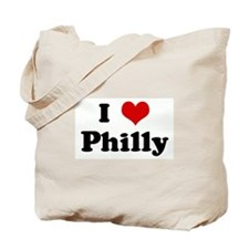 I Love Philly Tote Bag