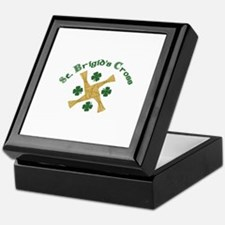 St. Brigids Cross Keepsake Box