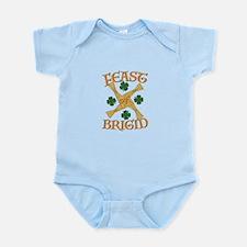 Feast Brigid Infant Bodysuit