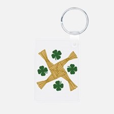 St. Brigids Cross Keychains