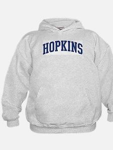 HOPKINS design (blue) Hoodie