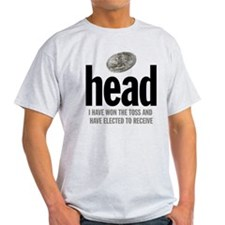 'Getting Head' Unisex Wear T-Shirt