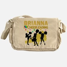 PERSONALIZED CHEER Messenger Bag