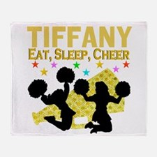 PERSONALIZED CHEER Throw Blanket