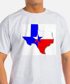 Unique Texas star emblem T-Shirt