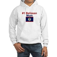 #1 Belizean Mom Hoodie