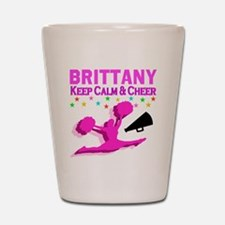PERSONALIZED CHEER Shot Glass