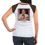 SKimmate Women's Cap Sleeve T-Shirt