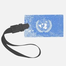 Cute United nations Luggage Tag
