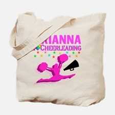 PERSONALIZED CHEER Tote Bag