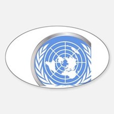 United Nations Emblem Decal