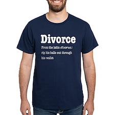 Classic Paula White Divorce Tee T-Shirt