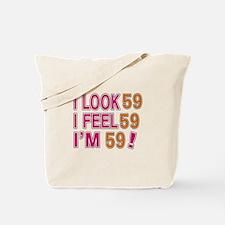 I Look 59 Tote Bag