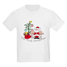 Our First Christmas Santa/TWI T-Shirt