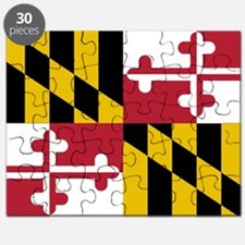 Unique Maryland Puzzle