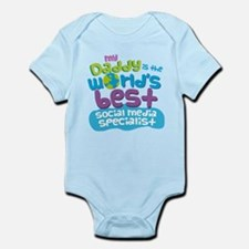 Social Media Specialist Gifts for Infant Bodysuit