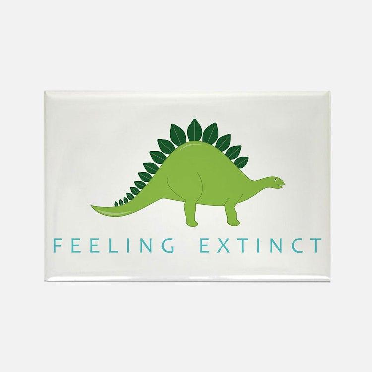 Feeling Extinct Magnets