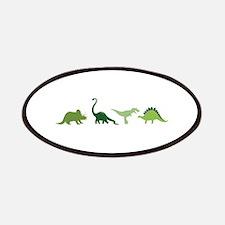 Dino Border Patch
