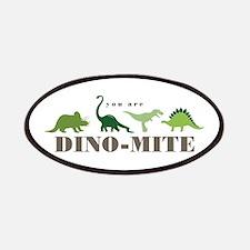 Dino-Mite Patch