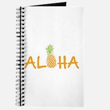 Aloha Pineapple Journal