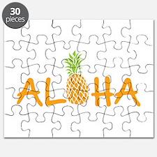 Aloha Pineapple Puzzle
