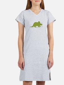 Triceratops Women's Nightshirt