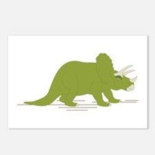 Triceratops Postcards (Package of 8)