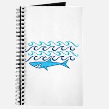 Shark Waves Journal