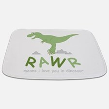 Dinosaur Rawr Bathmat