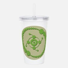 Crop Circle Acrylic Double-wall Tumbler