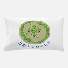 Crop Circle Believer Pillow Case