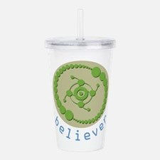 Crop Circle Believer Acrylic Double-wall Tumbler