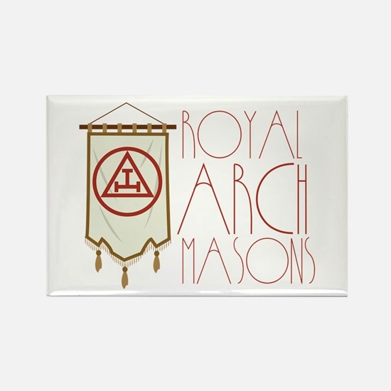 Royal Arch Masons Magnets